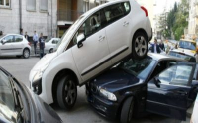 Incidente stradale retromarcia: Chi effettua una manovra in retromarcia è passibile di responsabilità