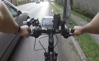 Incidente sorpasso bicicletta: E' responsabile chi sorpassa da vicino la bicicletta