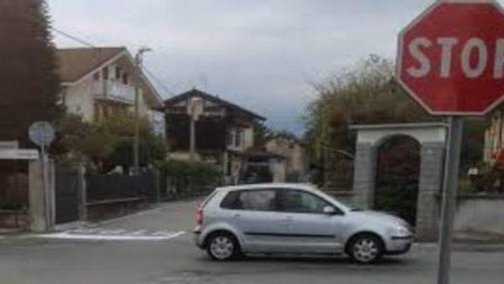 Incidente stradale allo stop: chi ha ragione?