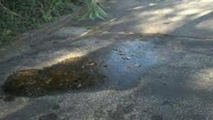 Macchia d'olio sull'asfalto: caso fortuito ed onere della prova